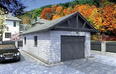 KRAW-BUD garaże i palisady